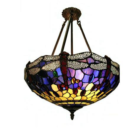tiffany ceiling ls canada tiffany style blue dragonfly hanging ceiling light