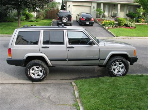 jeep silver jeep cherokee review and photos