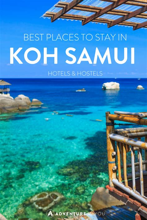 koh phangan best place to stay where to stay in koh samui koh samui asia and