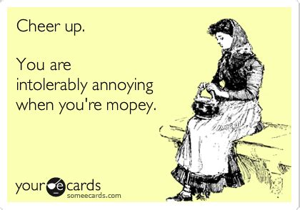 Cheer Up You Some Visitors by Ecards To Cheer Up A Coworker