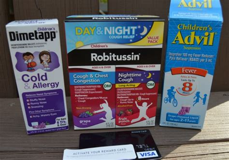 sick kids 3 solutions to tackle the ickiest symptoms - Pfizer Giveaway