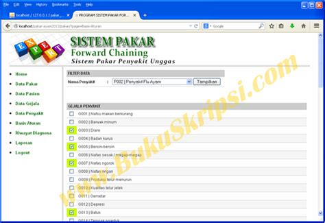 Membuat Aplikasi Sistem Pakar Bunafit Nugroho buku panduan membuat program aplikasi sistem pakar