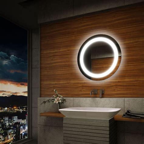 badspiegel rund mit beleuchtung 220 ber 1 000 ideen zu badezimmerspiegel auf