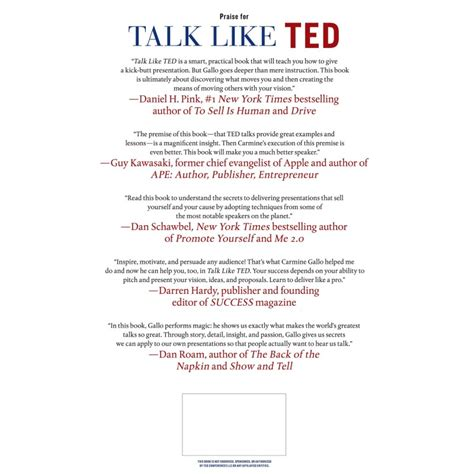 Talk Like Ted English Wooks Ted Talk Presentation Template