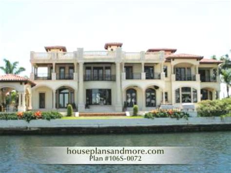 house plans and more waterfront houses 2 house plans and more