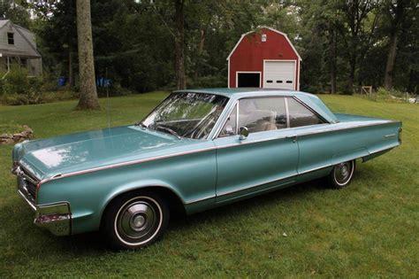 1965 chrysler 300l 1965 chrysler 300l two door hardtop bring a trailer