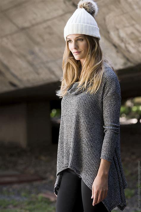 invierno 2016 moda en sweaters sacos y ponchos tejidos invierno 2016 nmd oto 209 o invierno 2016 moda en camperas tapados