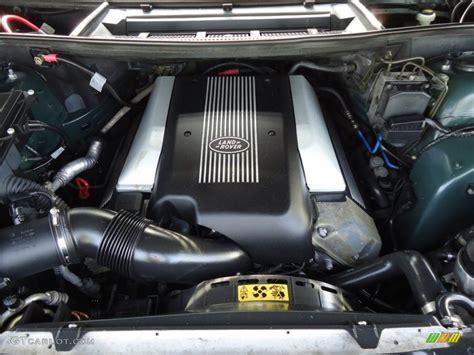 how do cars engines work 2004 land rover discovery parental controls 2004 land rover range rover hse 4 4 liter dohc 32 valve v8 engine photo 78788581 gtcarlot com