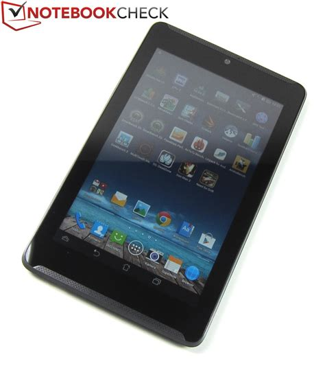 Tablet Asus Fonepad 7 review asus fonepad 7 me372cg tablet notebookcheck net