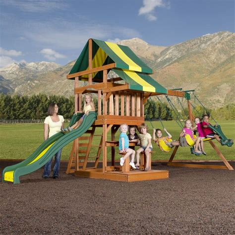 128 best images about wooden playsets on