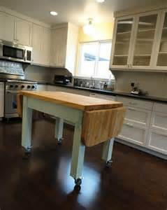 how to build a movable kitchen island portable kitchen islands they make reconfiguration easy