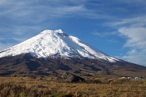 imagenes satelitales volcan cotopaxi el volc 225 n cotopaxi el parque nacional cotopaxi