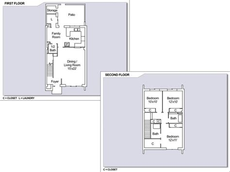 Naf Atsugi Housing Floor Plans Home Design