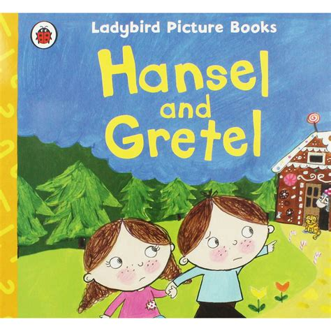 hansel and gretel picture book ladybird picture books hansel and gretel by ronne