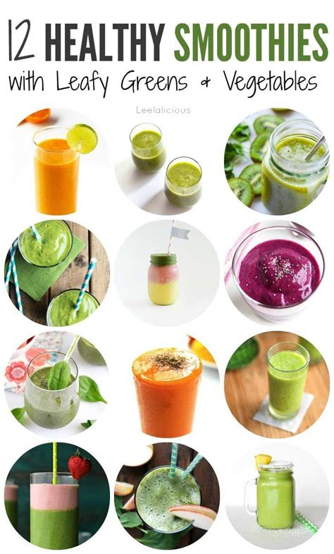 Vegetable Smoothie Detox Diet by 100 Vegetable Smoothie Recipes On Juice