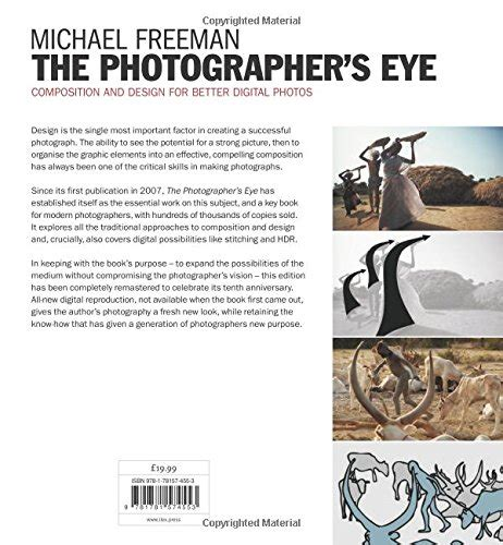 libro the photographers eye remastered the photographer s eye remastered 10th anniversary composition and design for better digital