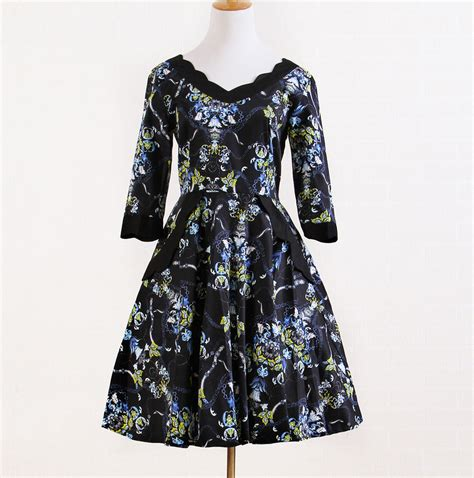 design clothes uk wedding guest dresses with sleeves circle online black