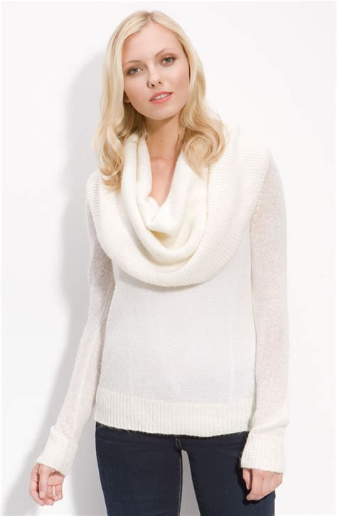 Cowl Neck Sweater the sunflower room fashion controversy the cowl neck