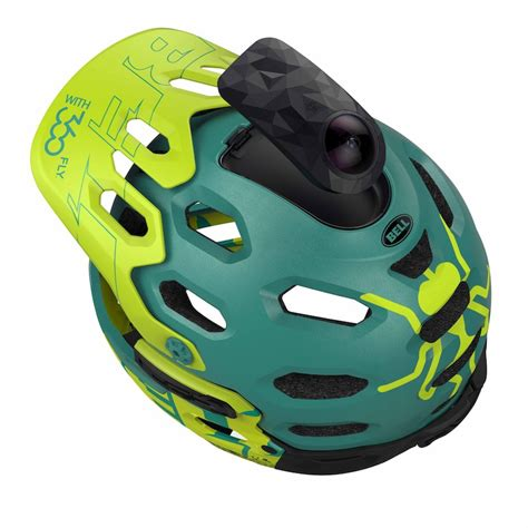 Helm Bell 360 Fly brg sports and 360fly announce new smart helmets pinkbike