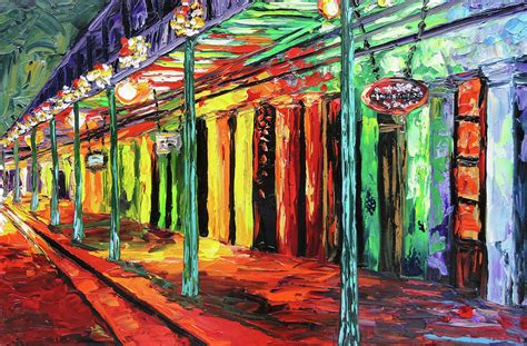 paint nite orleans new orleans at painting all jazzed up painting by