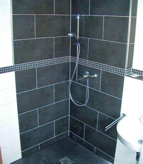 wandfliesen dusche badrenovierung weissach erdgeschoss bilder