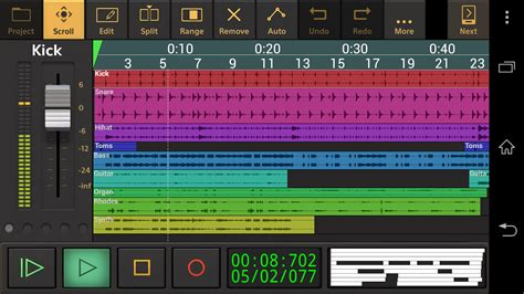 audio evolution mobile daw app paid v3 2 1 working apk freeapk3 - Audio Evolution Mobile Apk