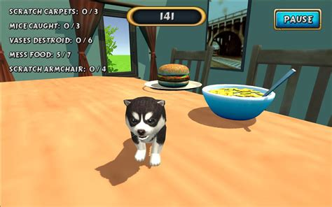puppy simulator simulator puppy craft android apps on play
