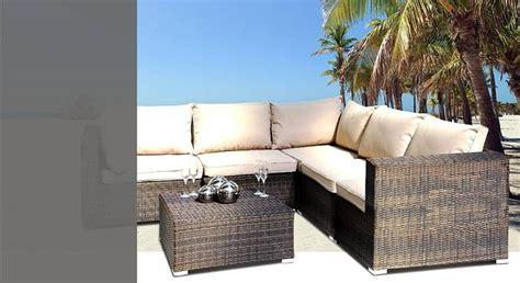 divani da giardino offerte divani da giardino divano