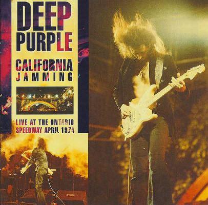 Purple California Jam 1974 purple california jamming reviews encyclopaedia