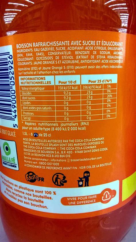 Fanta Orange 1 5l fanta orange 1 5 l