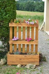 jardini 232 re en bois de palette les loisirs d angegaby