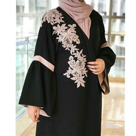 Gamis Butterfly Set Fashion Muslim 225 best abaya images on styles