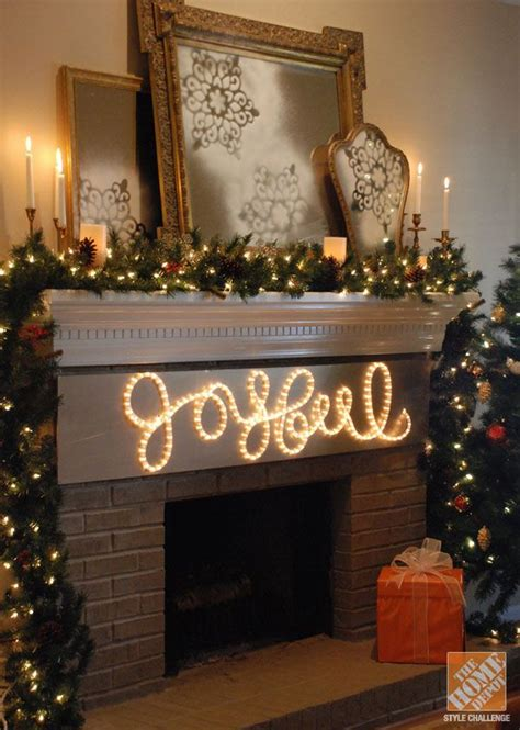 How Do You Spell Fireplace Mantel by 10 Best Ideas About Rope Lighting On