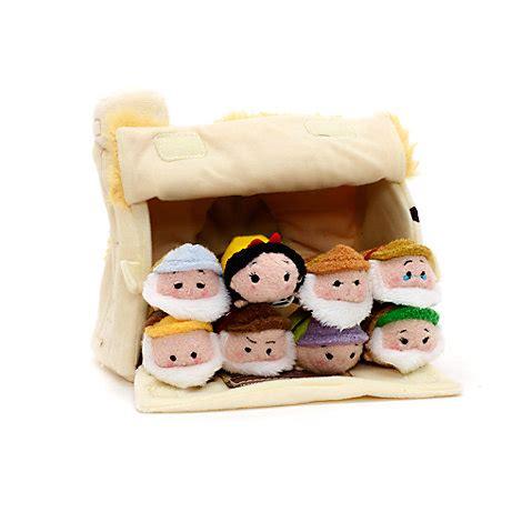 Snow White And The Dwarfs Tsum Tsum Vinyl Figure Original snow white and the seven dwarfs tsum tsum micro soft set