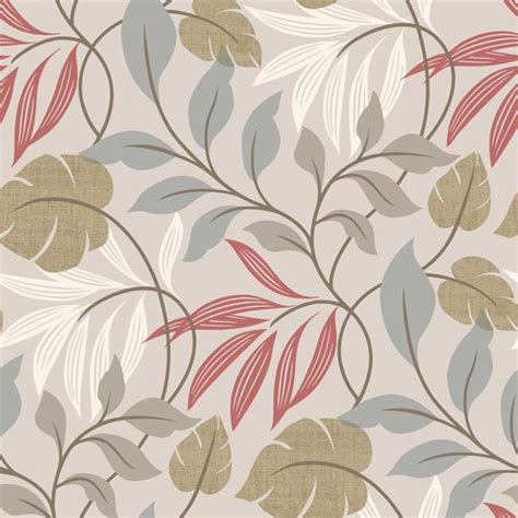 eden pattern wallpaper 2535 20626 grey modern leaf trail eden simple space 2