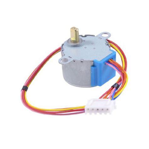 5v 4 Phase 5 Wire Stepper Motor 28byj 48 5v 38g silver plastic 28byj 48 5v 4 phase 5 wire dc 5v gear step stepper motor new ebay