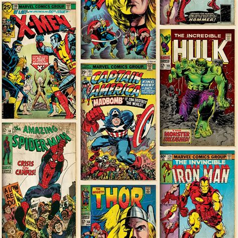 comic book pictures superheroes marvel superheroes wallpaper comic cover at wilko