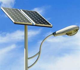 solar light house installation of solarstreet light at sai eq int l magazine