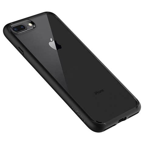 Spigen Ultra Hybrid 2 For Iphone 7 Plus Iphone 8 Plus Black spigen ultra hybrid 2 iphone 7 plus 8 plus cover sort