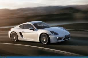 Picture Of Porsche Ausmotive 187 La 2012 Porsche Cayman Revealed
