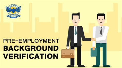 Employment Background Check Services Employment Background Check Services Fourth