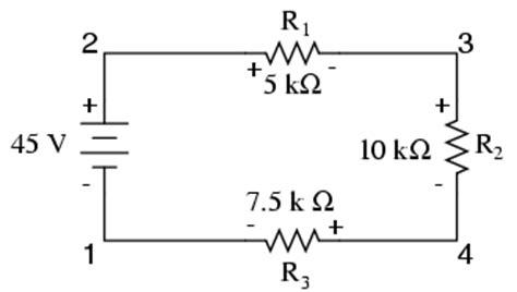 Kirchhoff Worksheet by Kirchhoff S Voltage Kvl Divider Circuits And