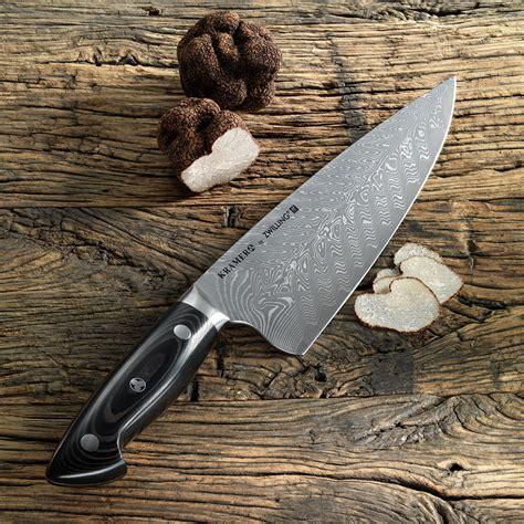 kramer damascus kramer euroline stainless damascus chef s knife 6