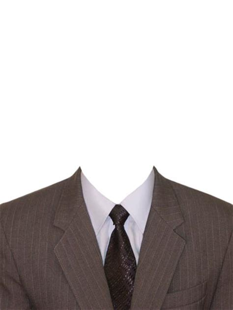 suit template with half length passport 67 png mens suits photo for documents