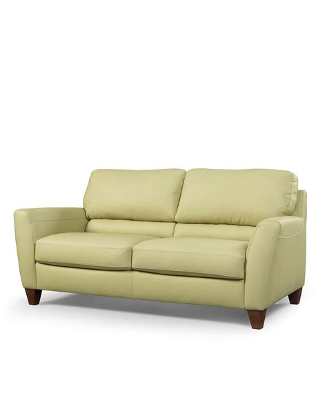 Blair Leather Sofa Blair Leather Sofa Smileydot Us