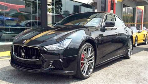maserati ghibli body kit maserati ghibli wdb kit nr automobile accessories
