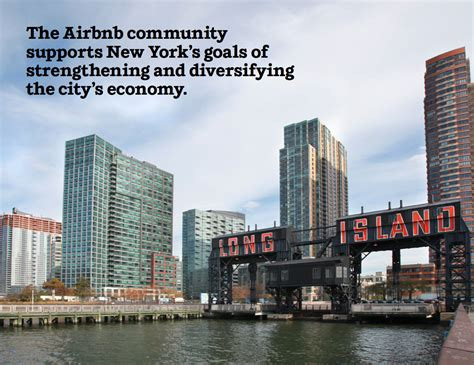 airbnb york airbnb s economic impact on the nyc community