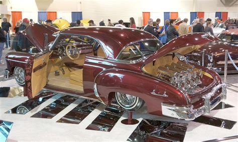 Interior Car Upholstery 2013 Grand National Roadster Show