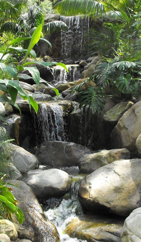 song garden river falls 25 best ideas about garden waterfall on rock