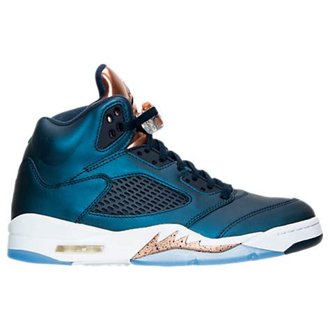 air retro 5 basketball shoes s air retro 5 basketball shoes finish line